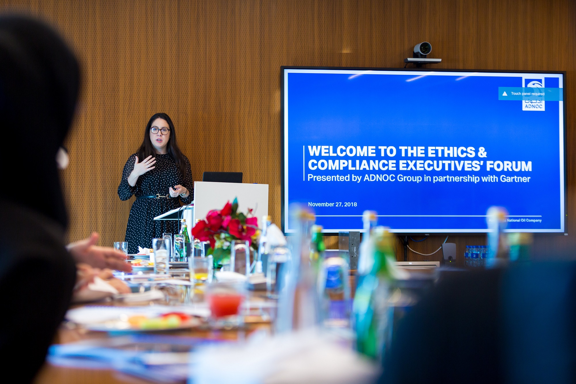 adnoc hosts inaugural ethics and compliance executives' forum 2