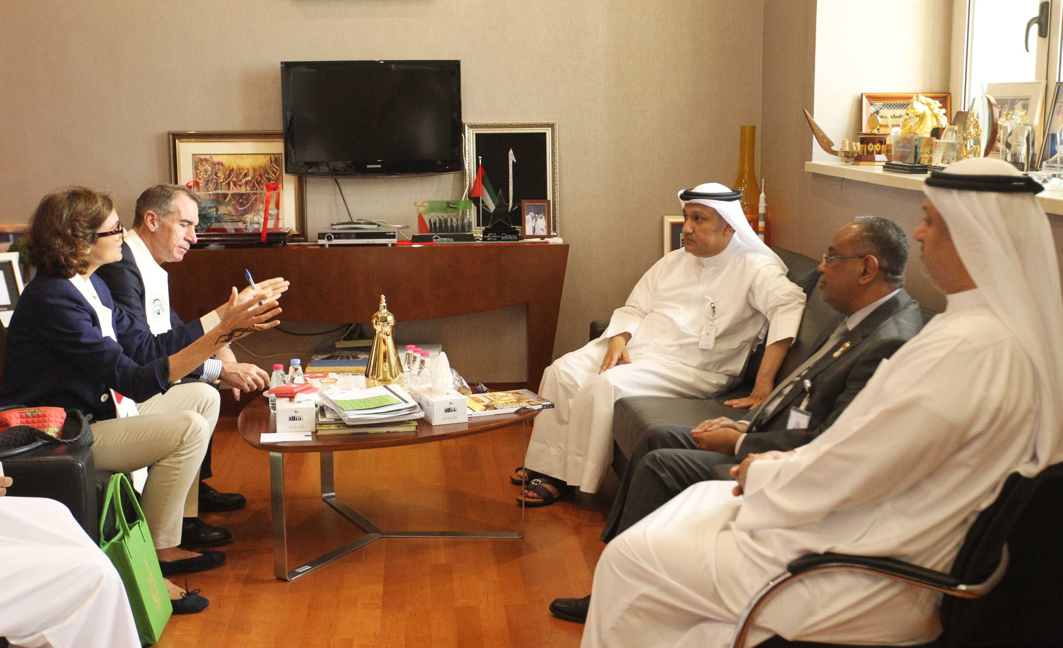 sharjah chamber looks to strengthen economic relations with italian delegation 1