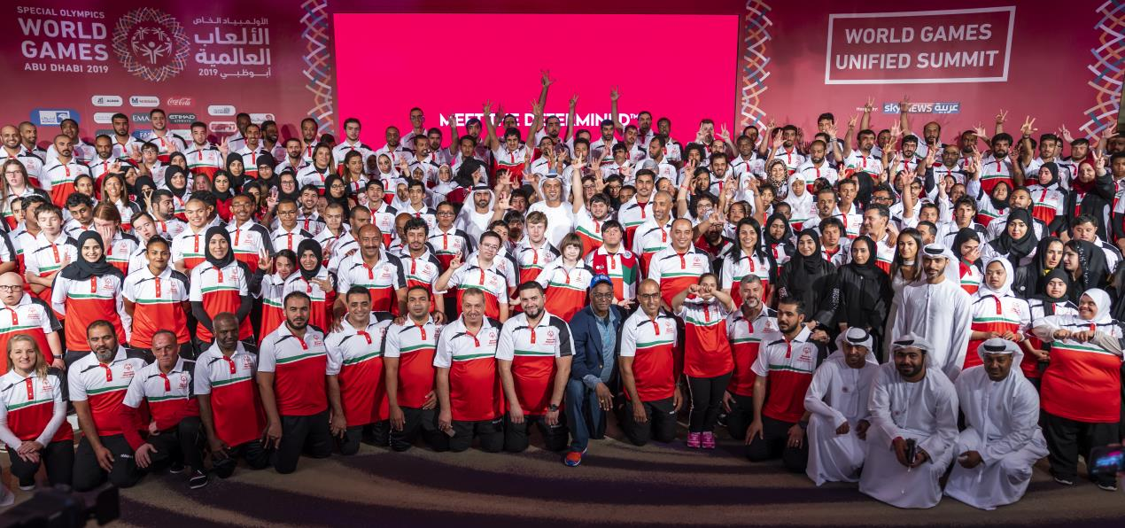 abu dhabi world games to welcome 192 participating nations, a special olympics record 1.jpg