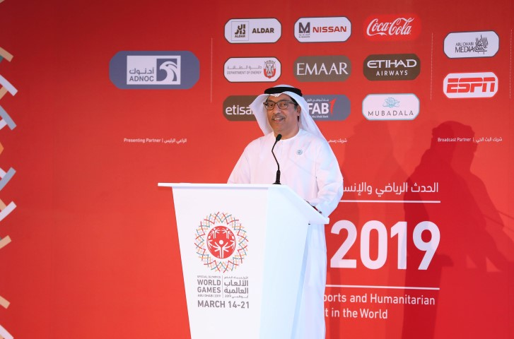 Introduction on Special Olympics World Games 2019. -4 /Small/
