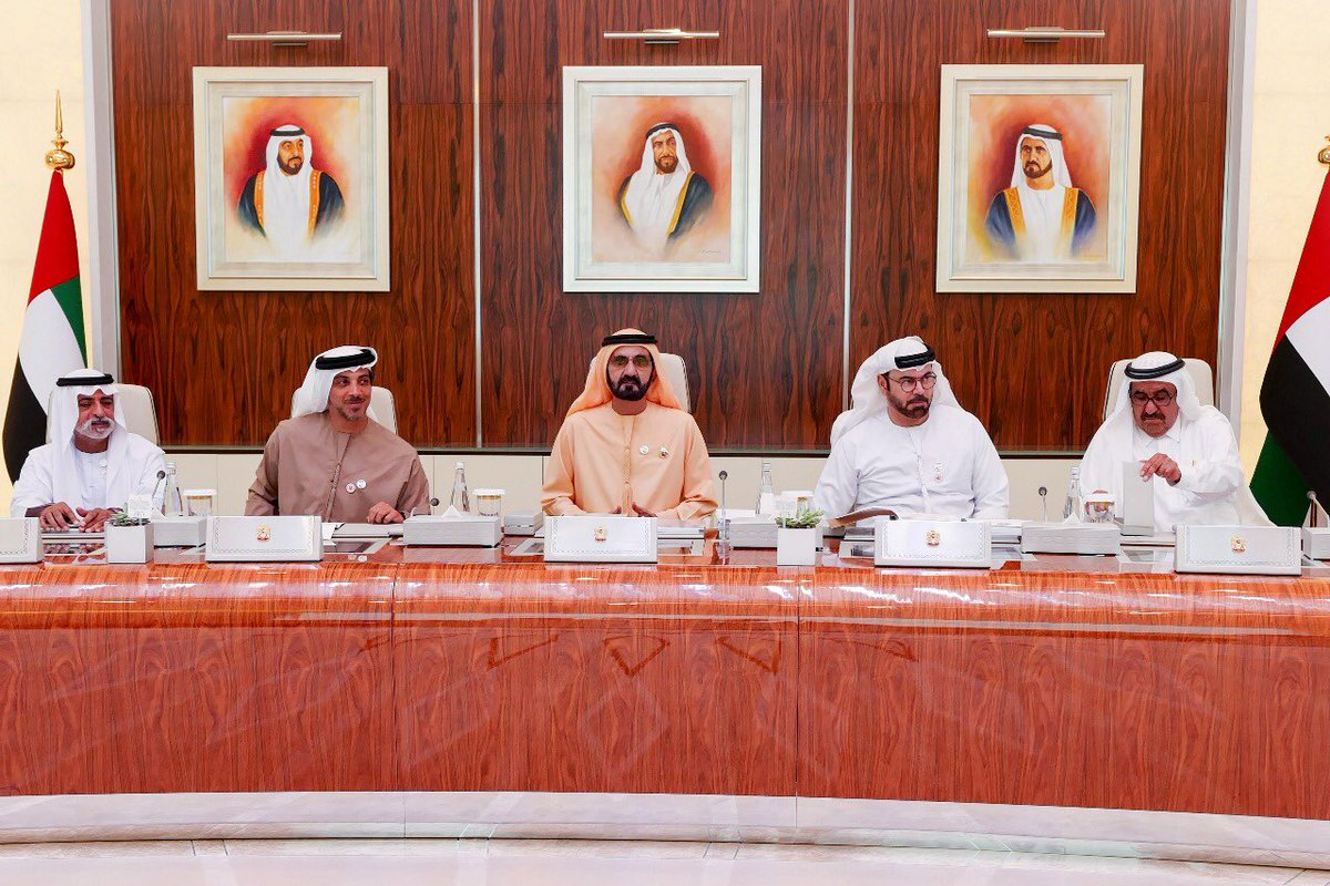 uae cabinet approves national space strategy 2030 2