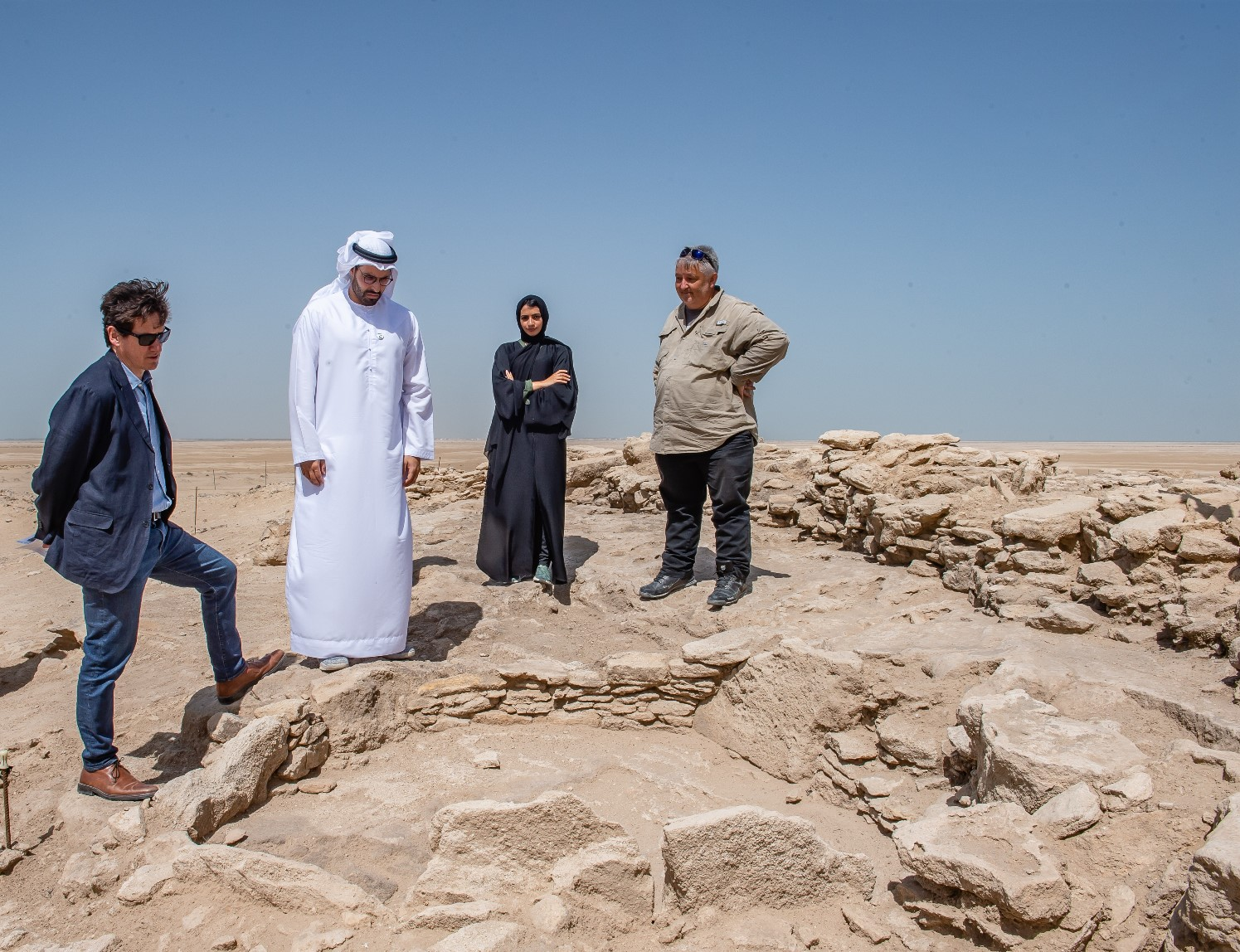 marawah island uncovers abu dhabi history with new findings 3