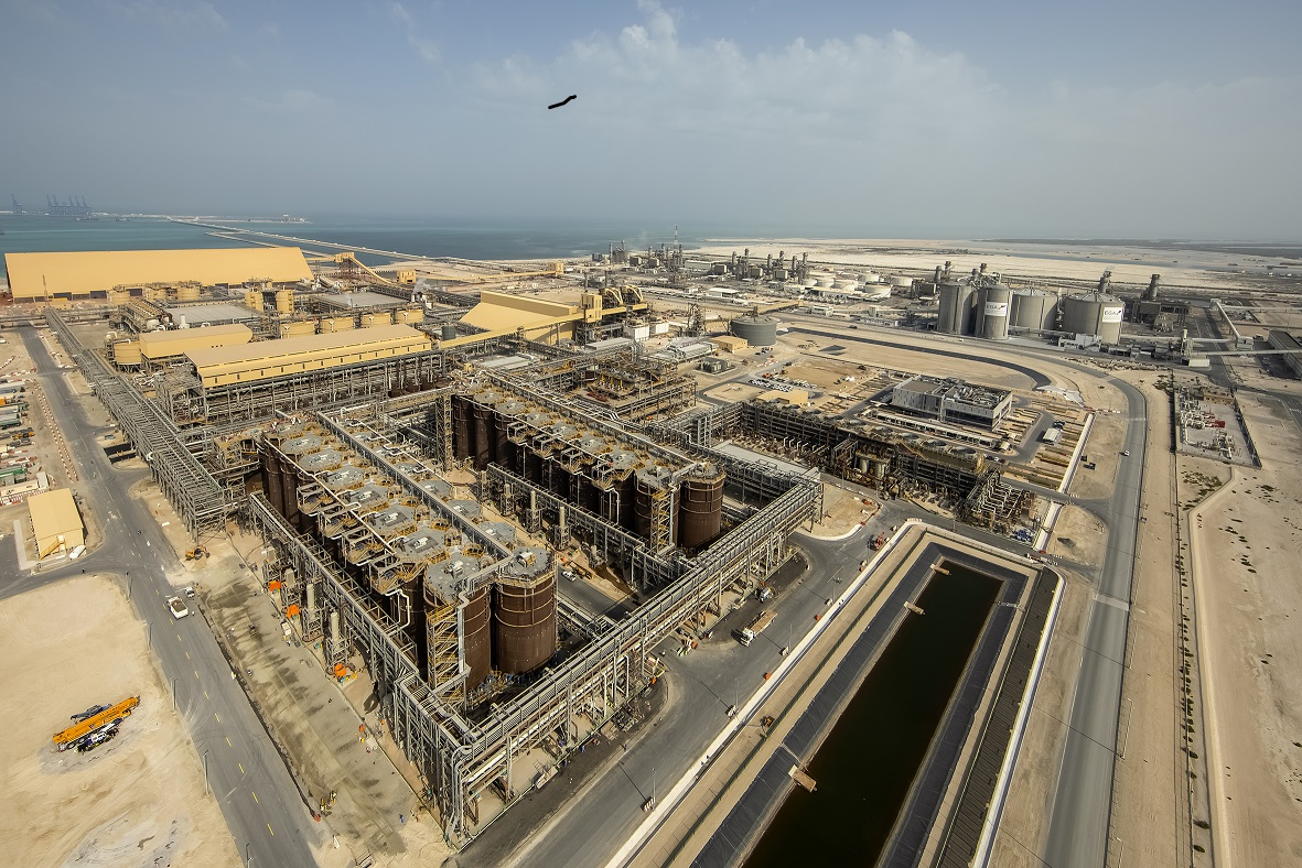 ega starts production at uae's first alumina refinery 1