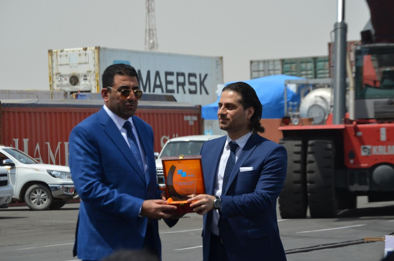 gulftainer handles container volume of two million teus at iraq container terminal  2.jpg