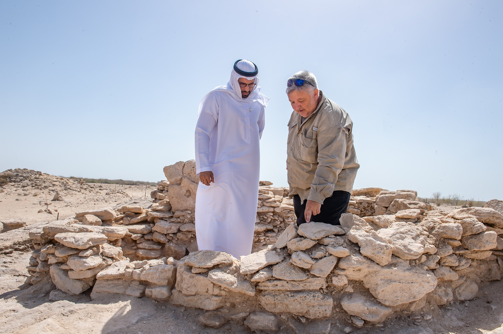 marawah island uncovers abu dhabi history with new findings 5