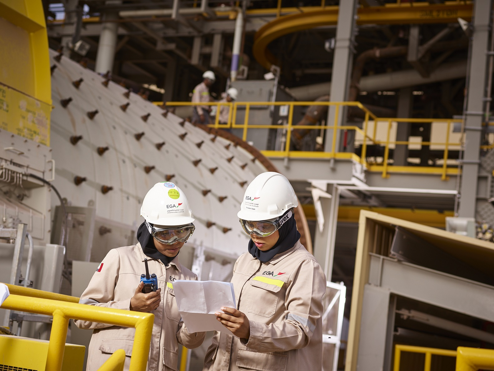 ega starts production at uae's first alumina refinery 2