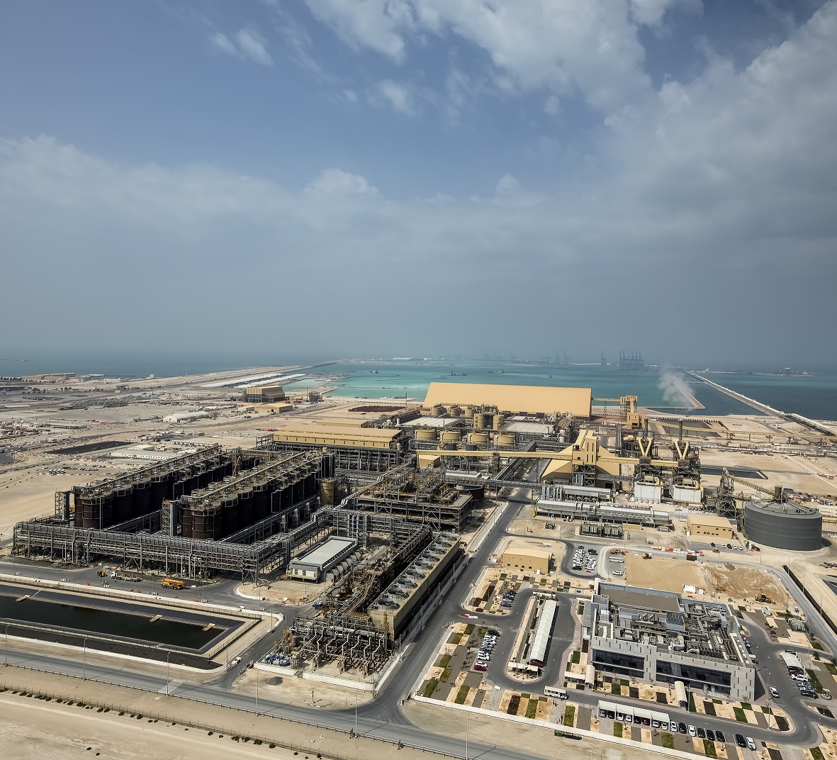 ega starts production at uae's first alumina refinery 6