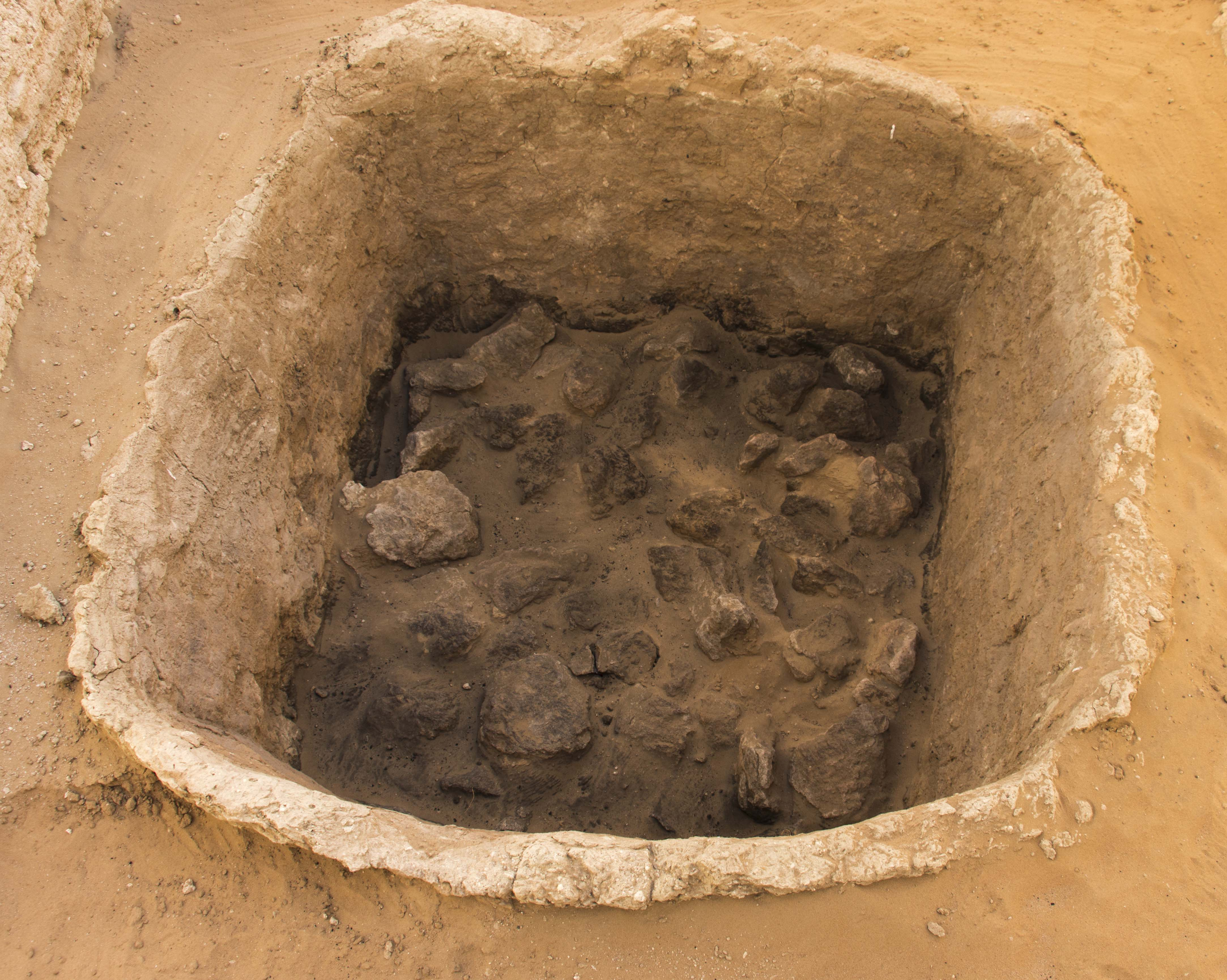 new archaeological evidence revealed at a unesco world heritage site in al ain 2