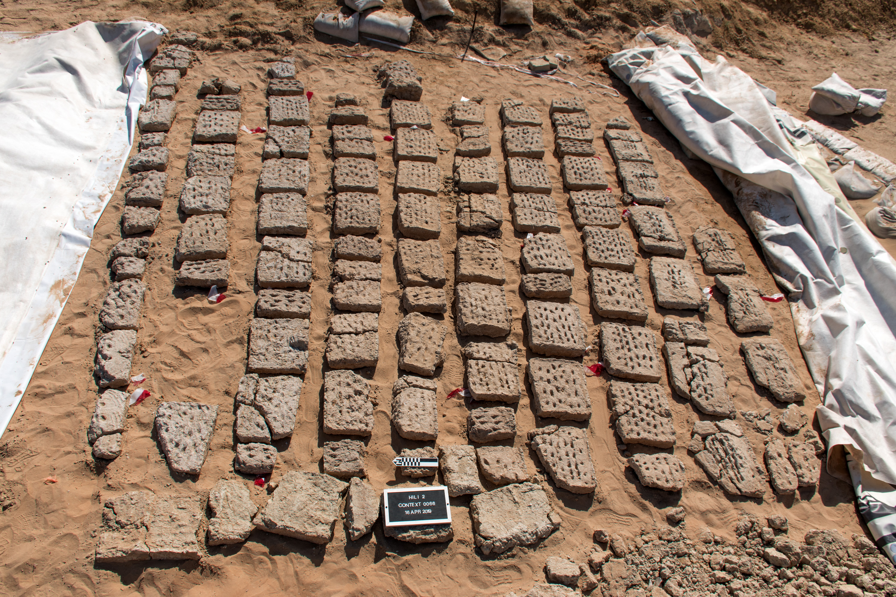 new archaeological evidence revealed at a unesco world heritage site in al ain 5