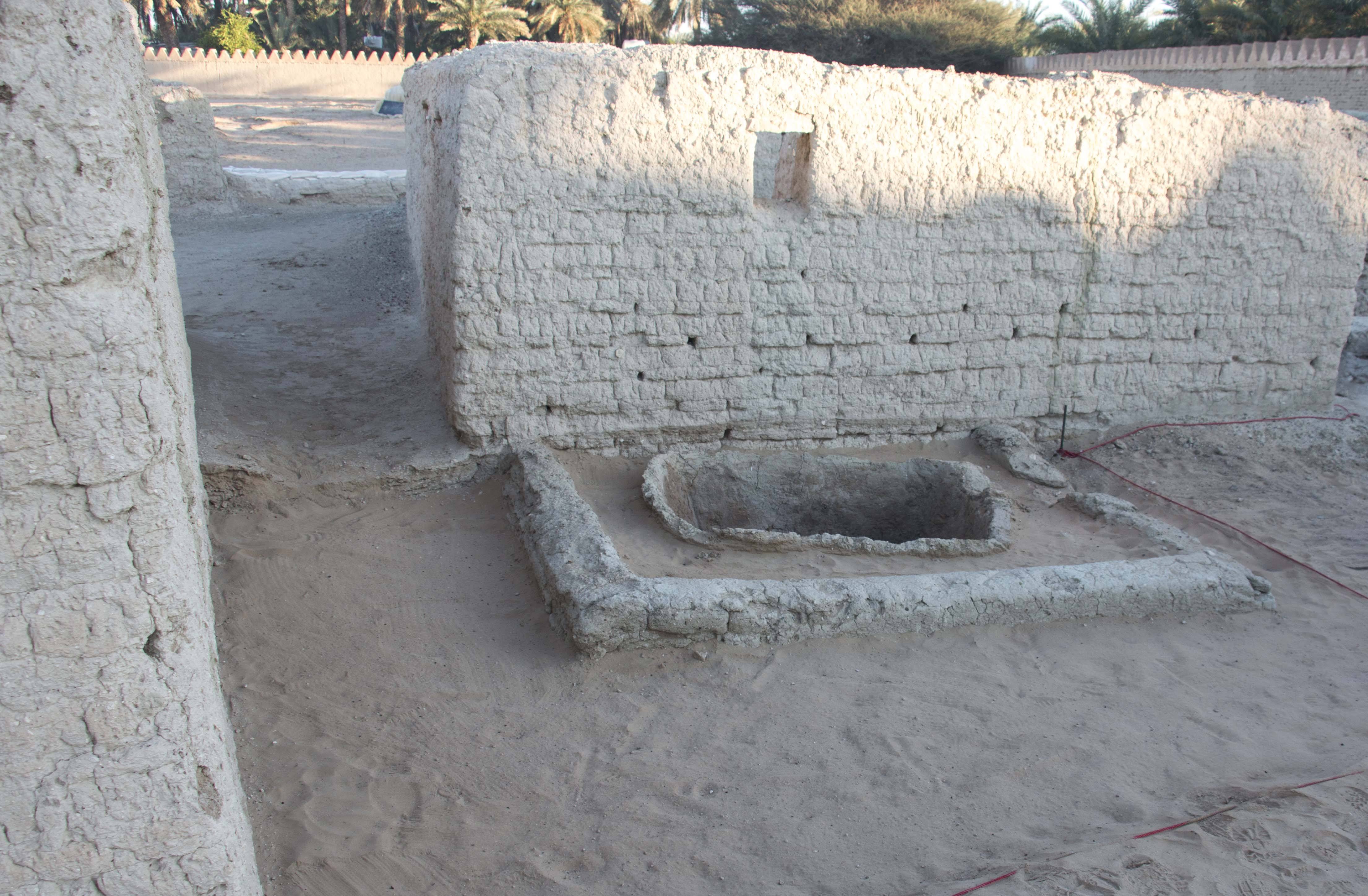 new archaeological evidence revealed at a unesco world heritage site in al ain 6