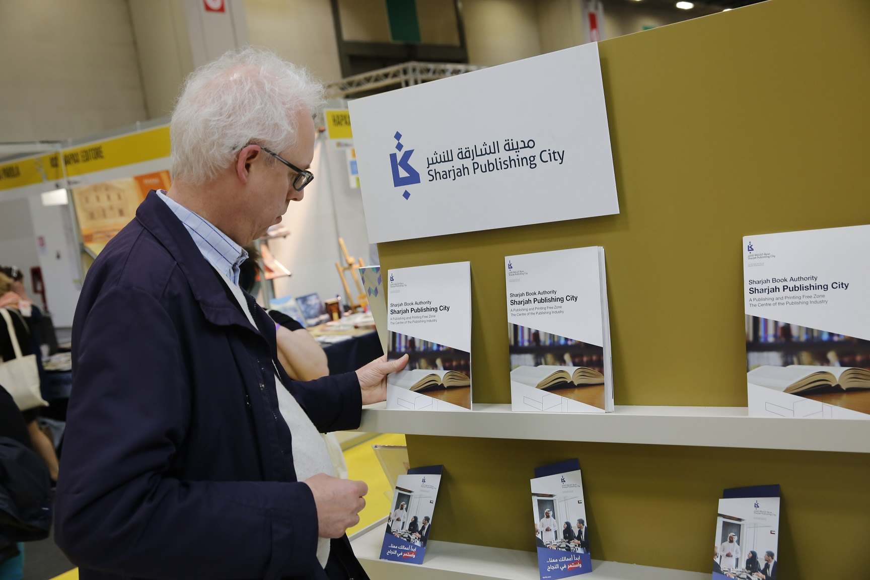 spcfz, italian publishers hold discussions at turin international book fair 1.jfif