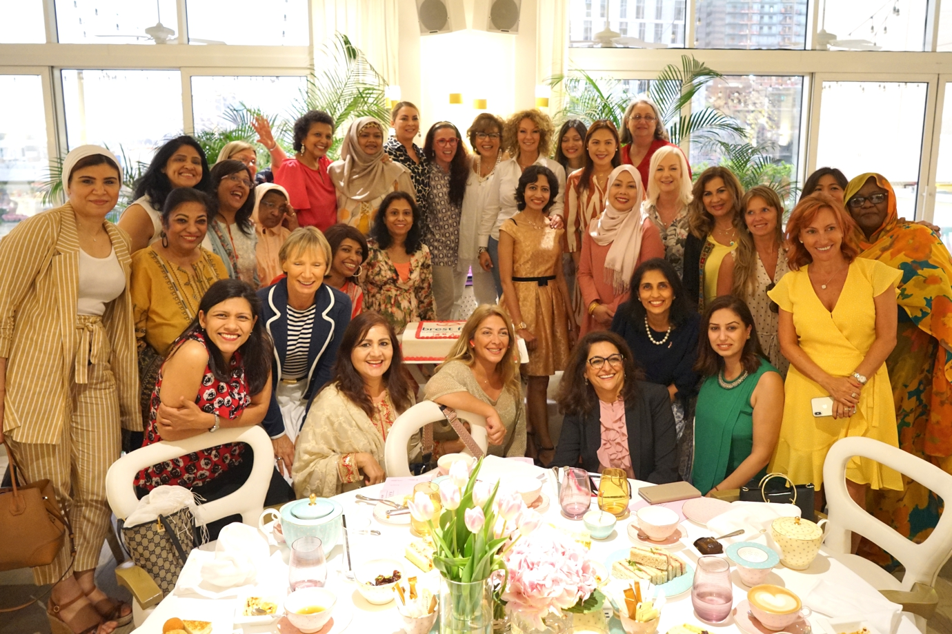 al jalila foundation, brest friends celebrate 14 years of treating breast cancer patients 1