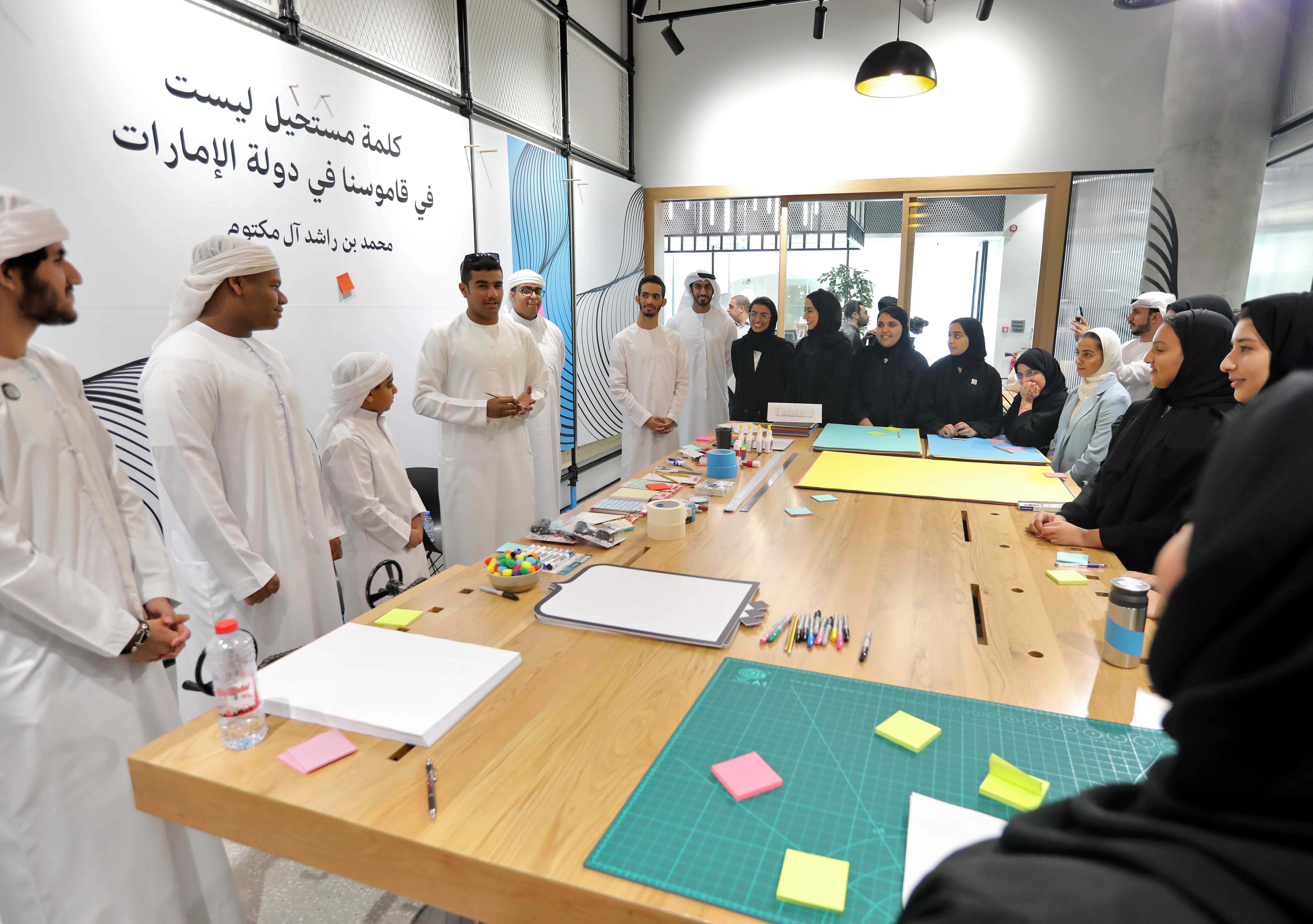 minister of culture maps out youth development strategy at the ministry of possibilities 4