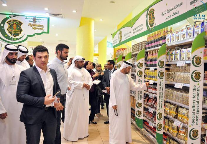وزارة الاقتصاد تبدأ مرحلة جديدة من برنامج زياراتها التفقدية لأسواق الدولة