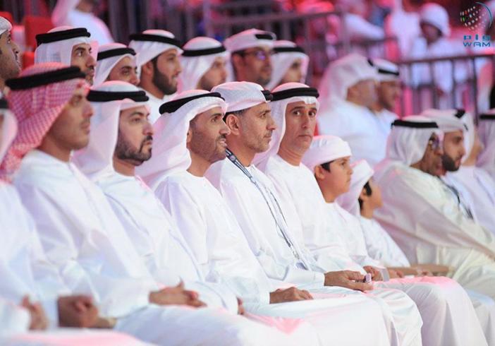 Nahyan bin Zayed opens Abu Dhabi World Professional Jiu-Jitsu Championship