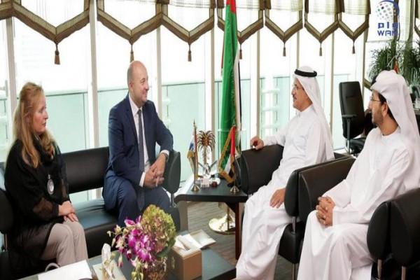 وكالة أنباء الإمارات - وزارة الاقتصاد تبحث تعزيز التعاون ...