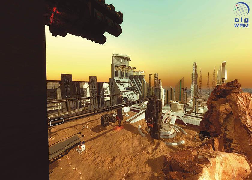 محمد بن راشد ومحمد بن زايد يعلنان عن مشروع المريخ 2117 لإيصال البشر للكوكب الأحمر 5