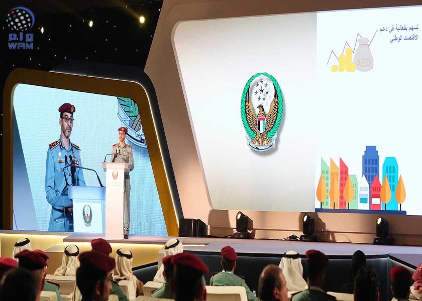 تحت رعاية محمد بن راشد .. سيف بن زايد يطلق منظومة الداخلية المطورة لتأشيرات الدخول 1