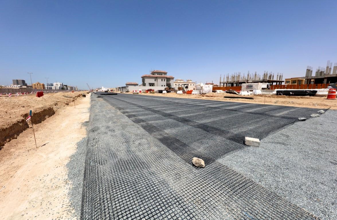مساندة تنفذ اربعة مشاريع بنية تحتية في أبوظبي بقيمة 650 مليون درهم. 4