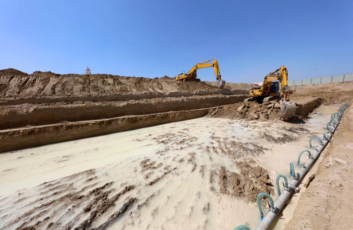 مساندة تنفذ اربعة مشاريع بنية تحتية في أبوظبي بقيمة 650 مليون درهم. 5