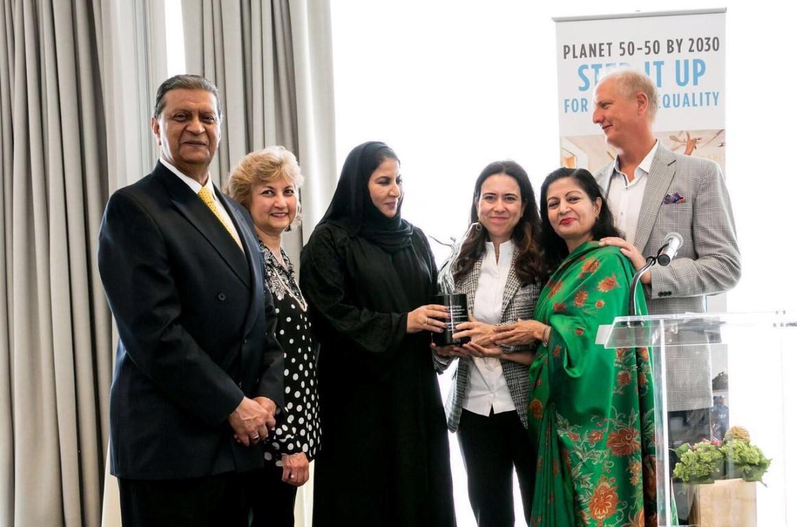 Emirates News Agency Fatima Bint Mubarak Honoured By Un For Empowering Women