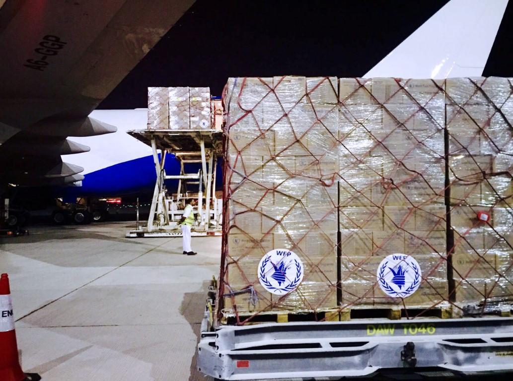 محمد بن راشد يأمر بإرسال شحنة إغاثة عاجلة إلى هايتي تحسبا لإعصار إرما 3