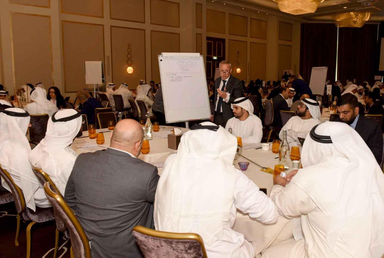 دائرة التخطيط العمراني والبلديات تكشف عن نظام جديد للمشاريع الرأسمالية في أبوظبي. 2