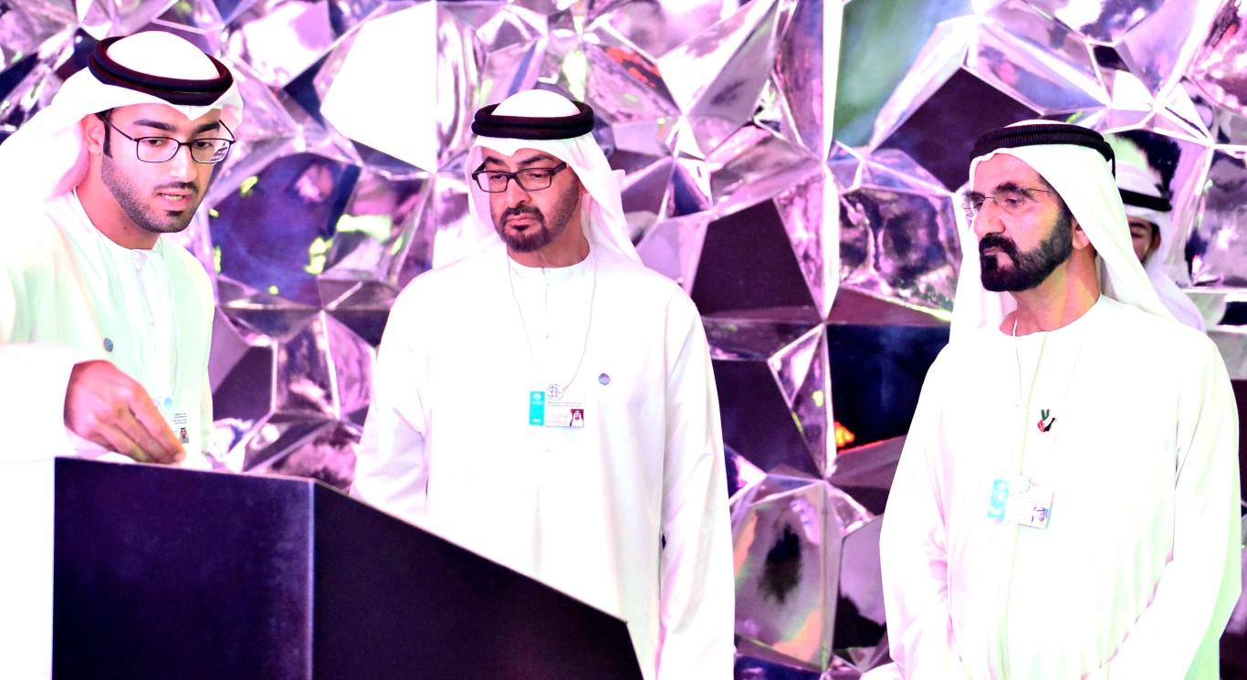 محمد بن راشد يطلق استراتيجية الإمارات للذكاء الاصطناعي /3/