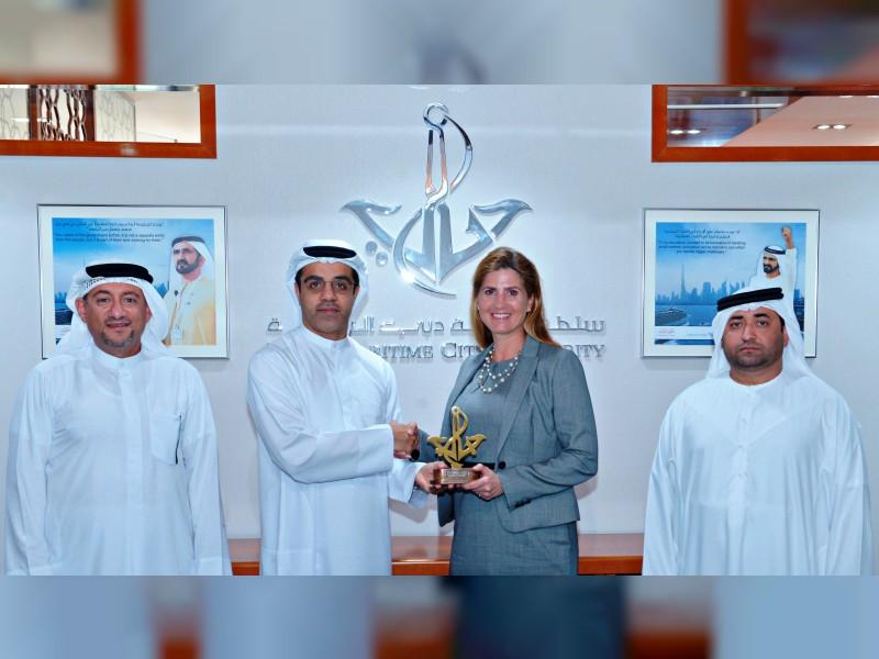 Emirates News Agency - Dubai Maritime City Authority completes