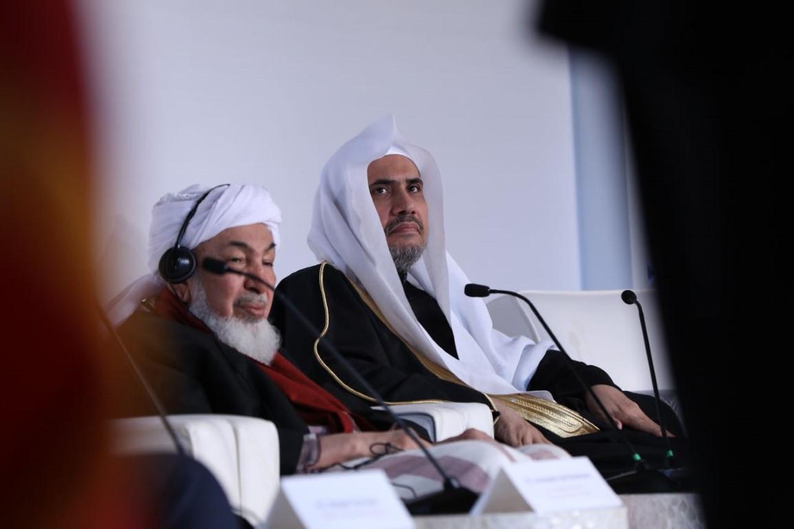 مؤتمر واشنطن لتحالف الأديان يواصل فعالياته بمشاركة رجال دين  وعلماء وأكاديميين من العالم. 1