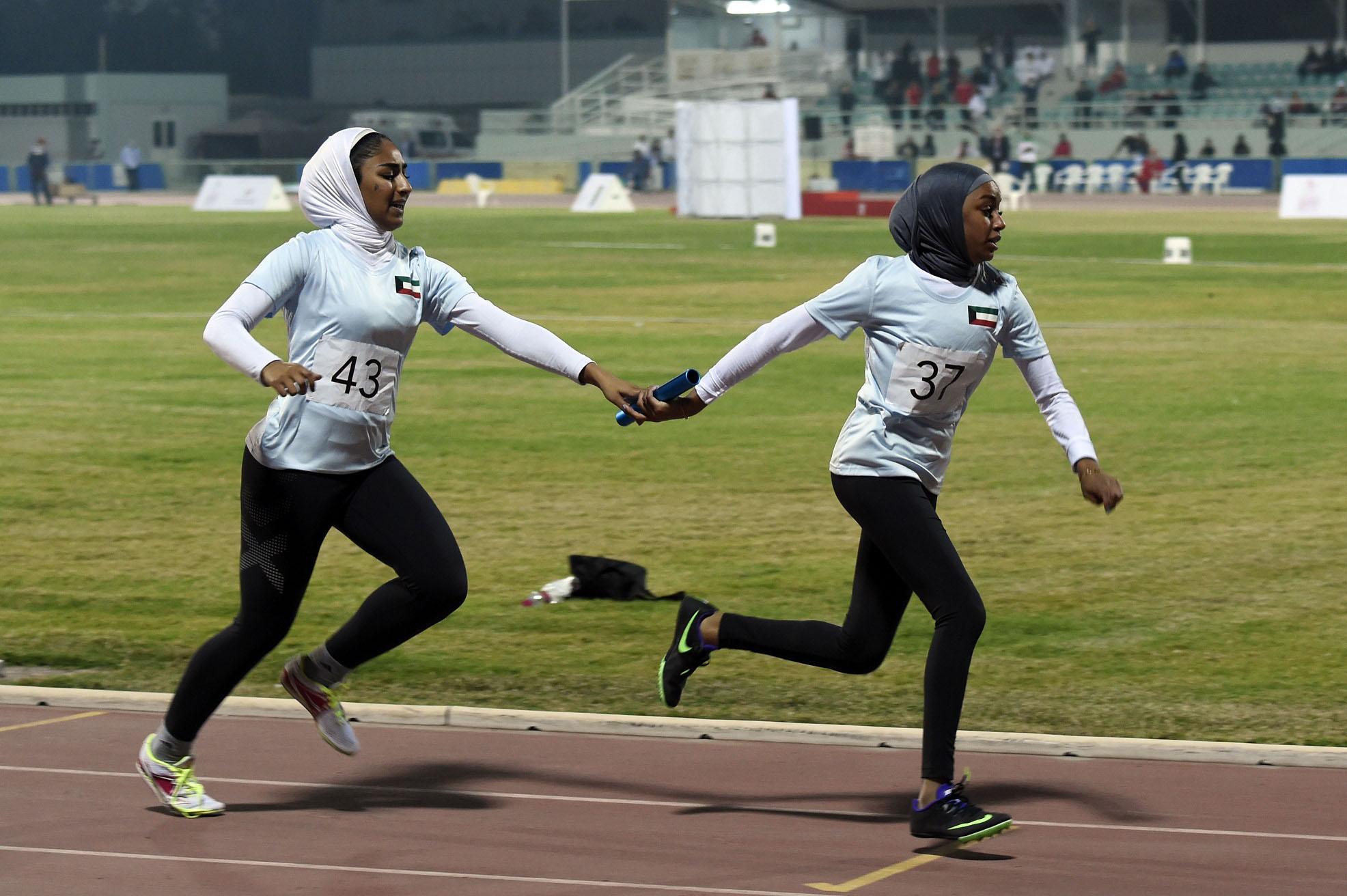 awst 2018 showcases advanced status of arab women's sports 6