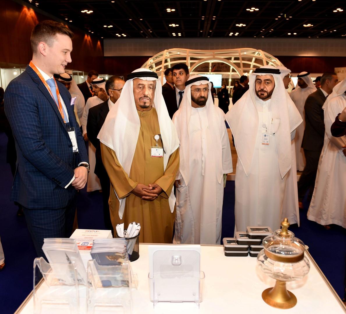 """افتتاح فعاليات اليوم الأول من """" مؤتمر ومعرض ابداعات عربية 11 """" 1"""