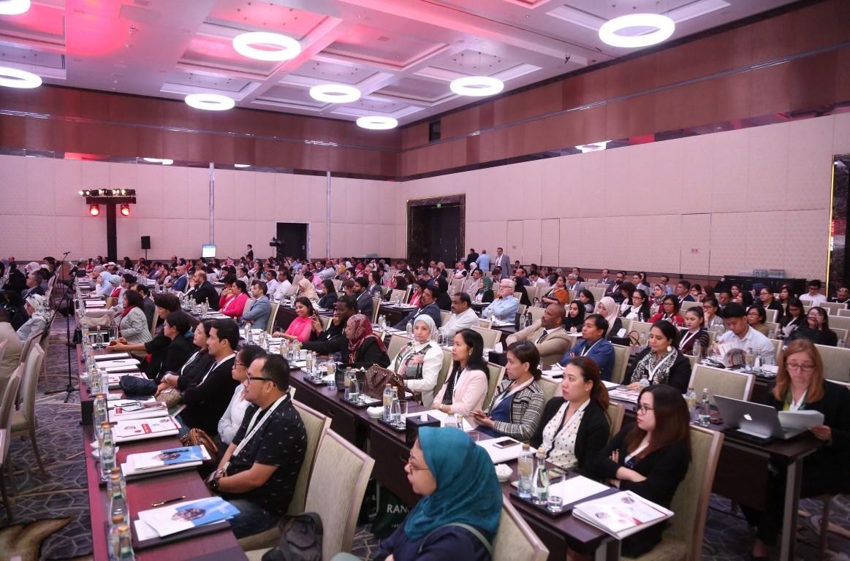 مؤتمر الجمعية الأمريكية للكيمياء السريرية ـ الشرق الأوسط يواصل أعماله لليوم الثاني 1