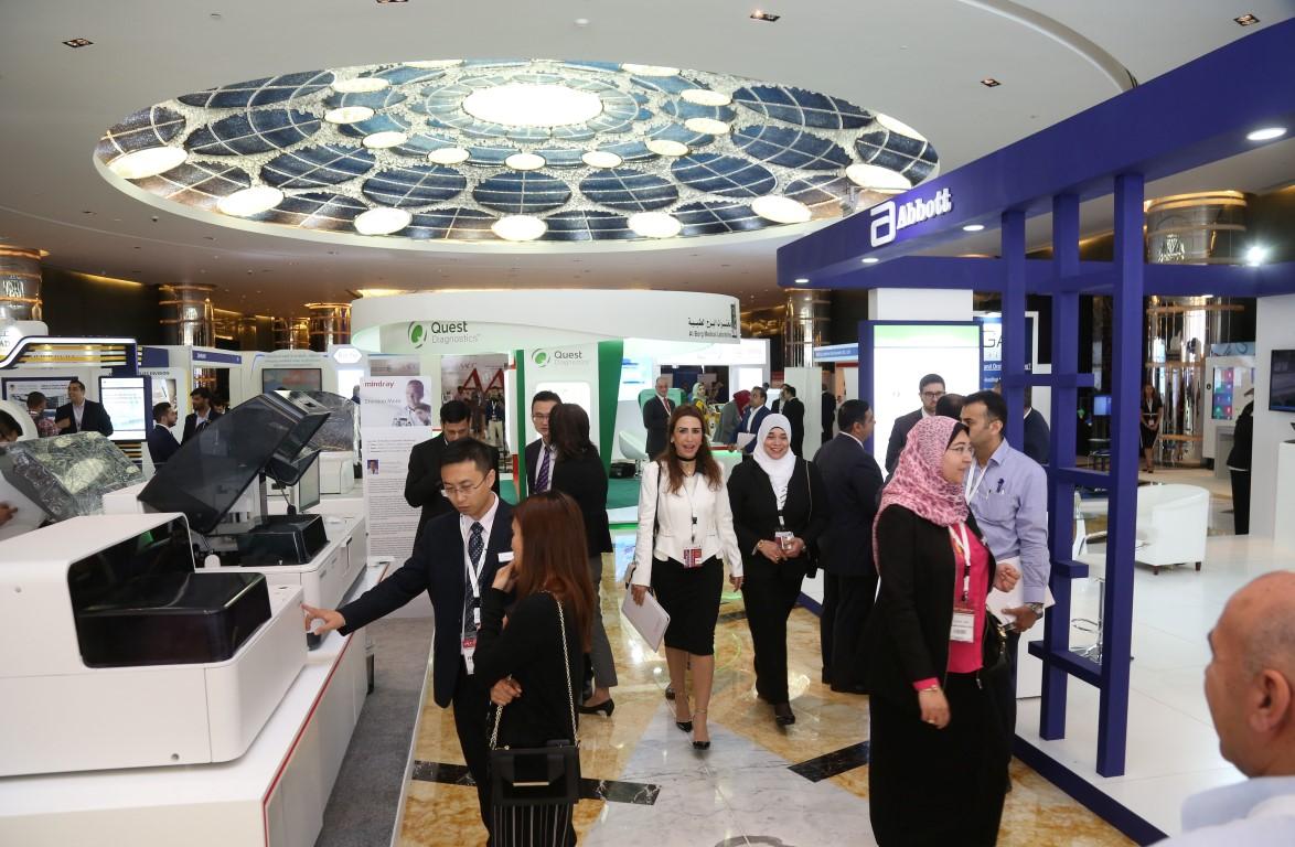مؤتمر الجمعية الأمريكية للكيمياء السريرية ـ الشرق الأوسط يواصل أعماله لليوم الثاني 3