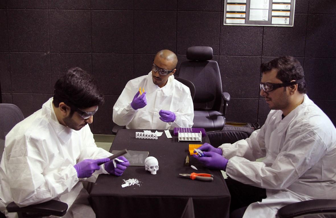 شرطة أبوظبي تطلق مبادرة الطباعة ثلاثية الأبعاد في المجال الجنائي والتدريب.2 /Medium/
