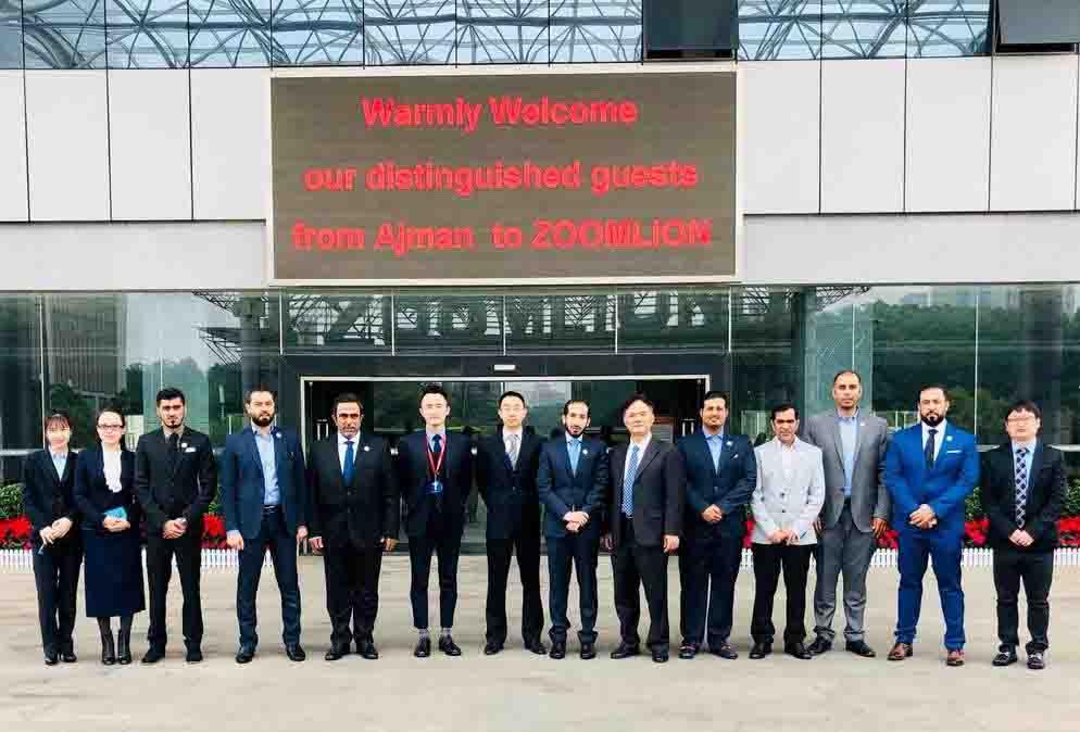 Emirates News Agency - Ajman, Hunan Province to boost trade