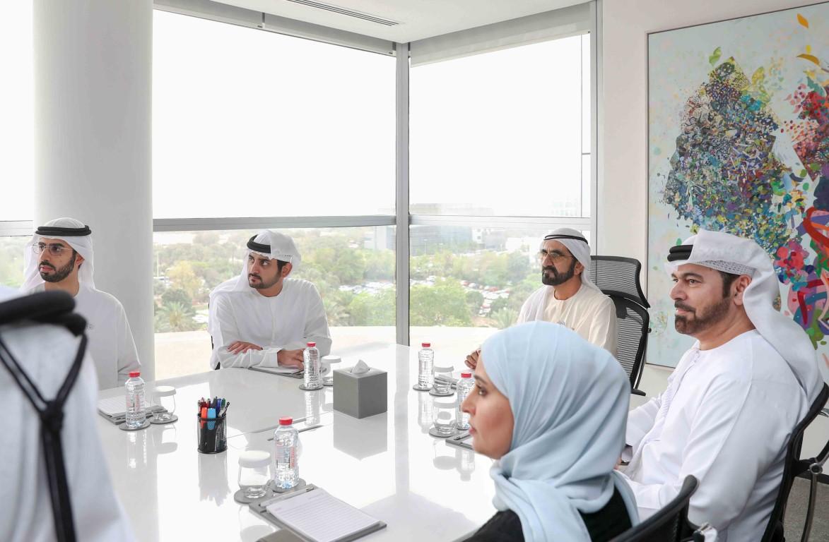 محمد بن راشد يطلق استراتيجية الإمارات للتعاملات الرقمية