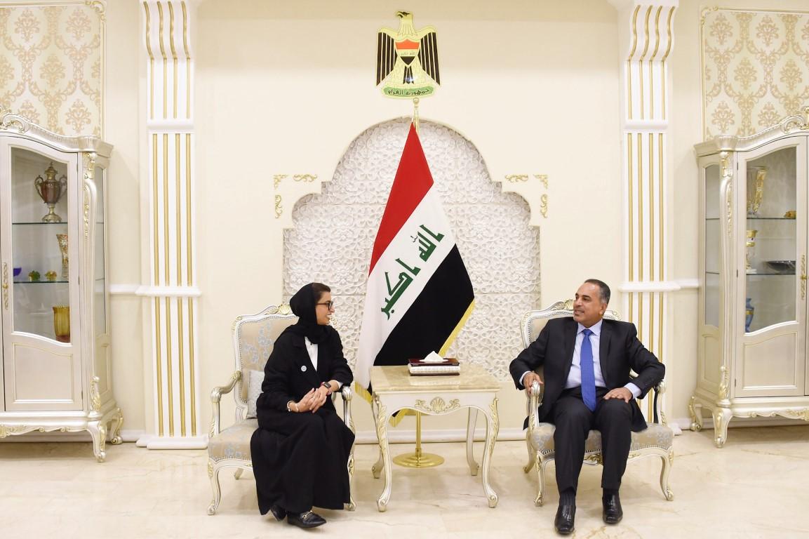 الامارات والعراق تتفقان على إطلاق مشروع إعادة بناء مسجد النوري  الكبير ومئذنته الحدباء بالموصل /2/ /Medium/