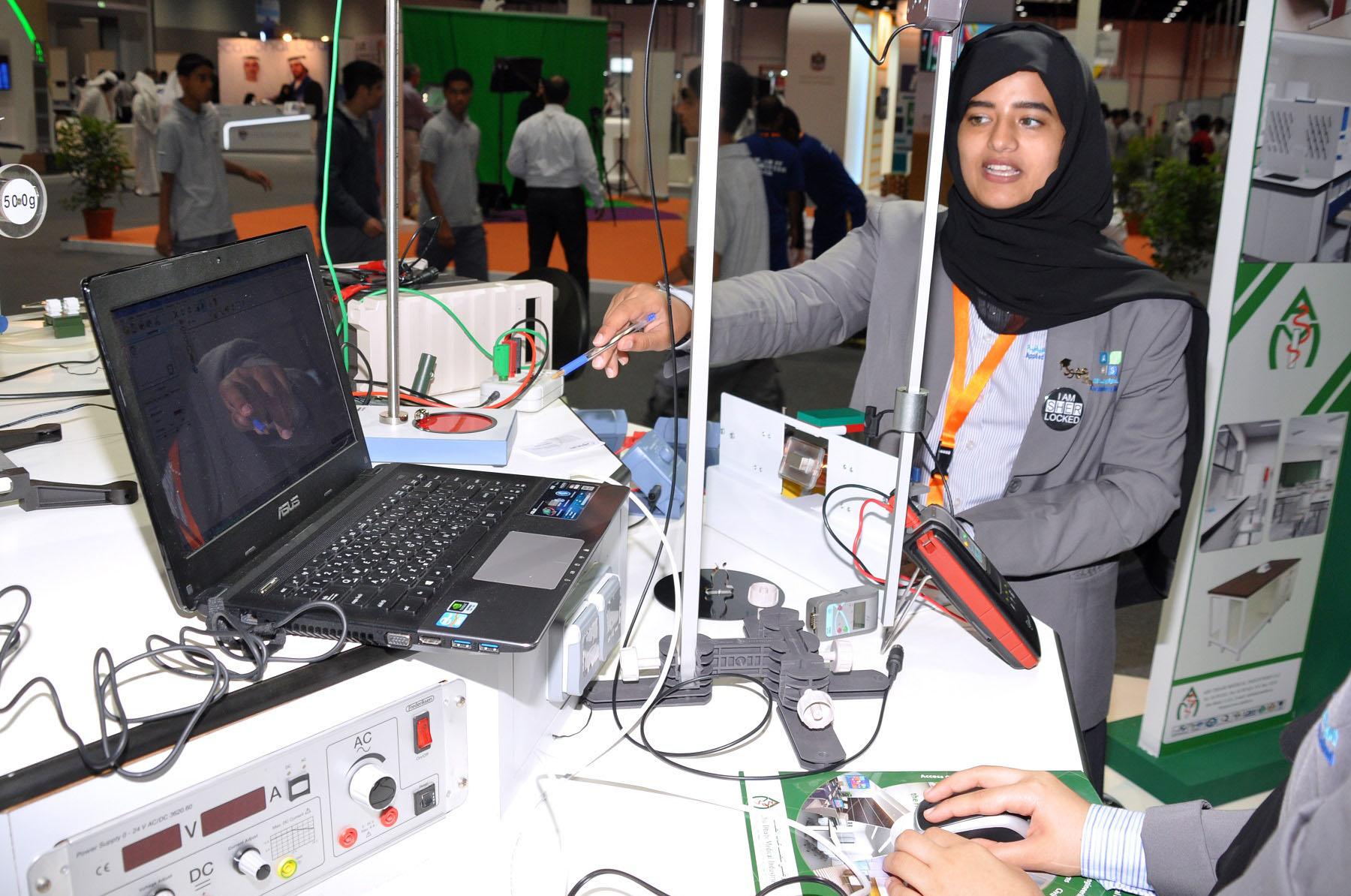 المسابقة الوطنية لمهارات الإمارات تنطلق غدا بدورتها العاشرة 4