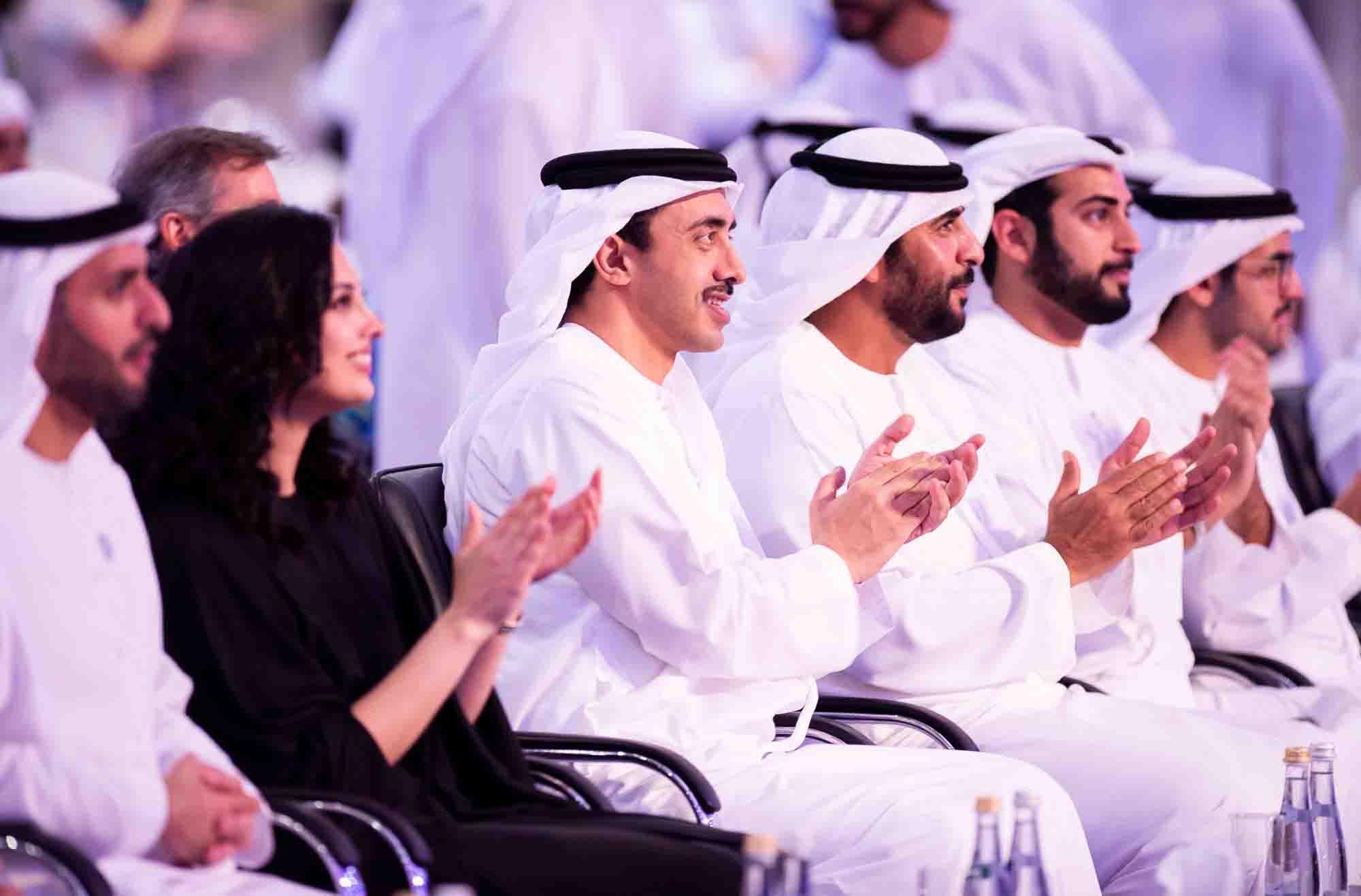 عبدالله بن زايد يشهد تخريج الدفعة الخامسة من جامعة نيويورك - أبوظبي 1