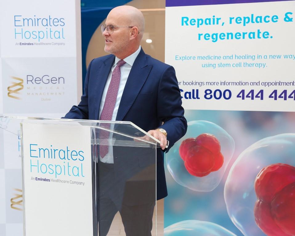 إفتتاح أول مركز للخلايا الجذعية والطب التجديدي بدبي .2 /Medium/