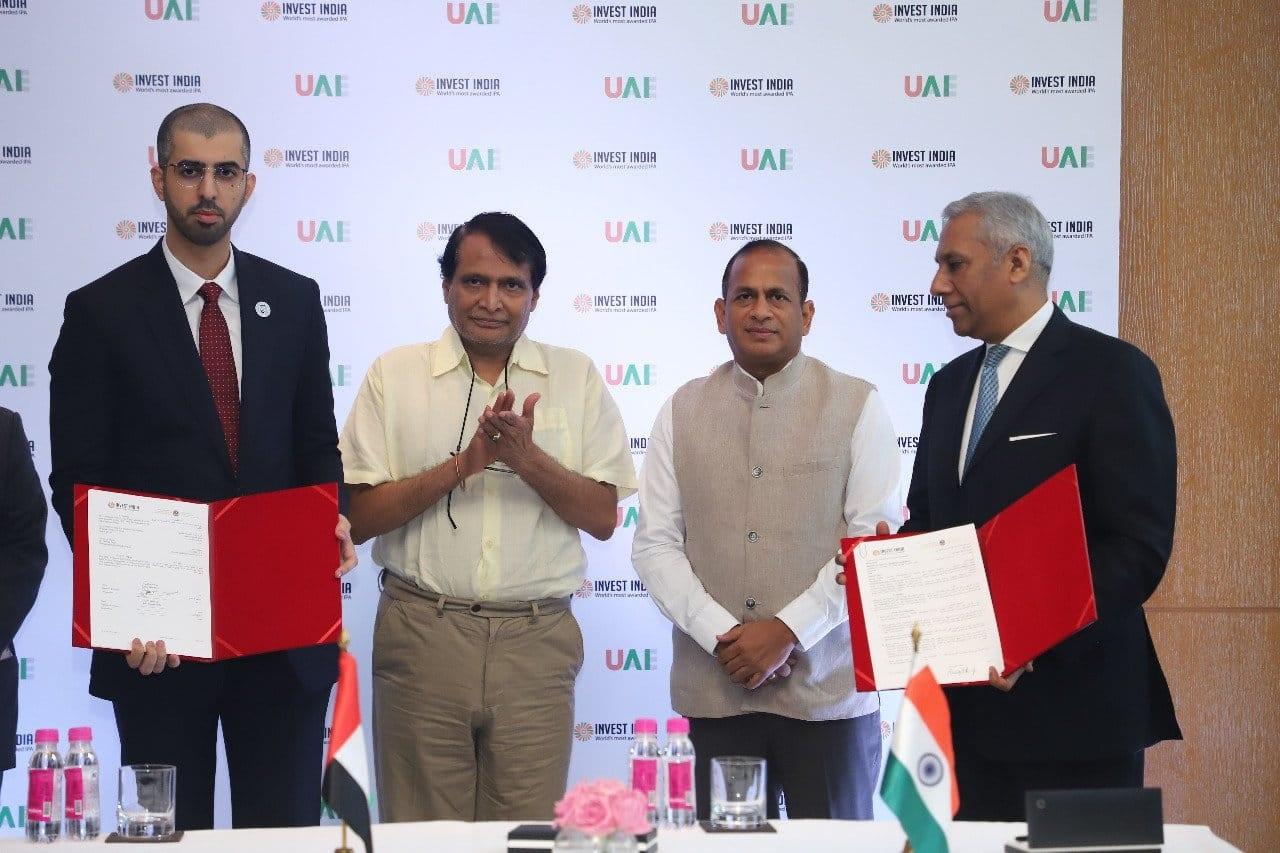 الإمارات والهند تدشنان شراكة استراتيجية في مجال الأبحاث والاستثمار والشركات الناشئة في قطاع الذكاء الاصطناعي 2