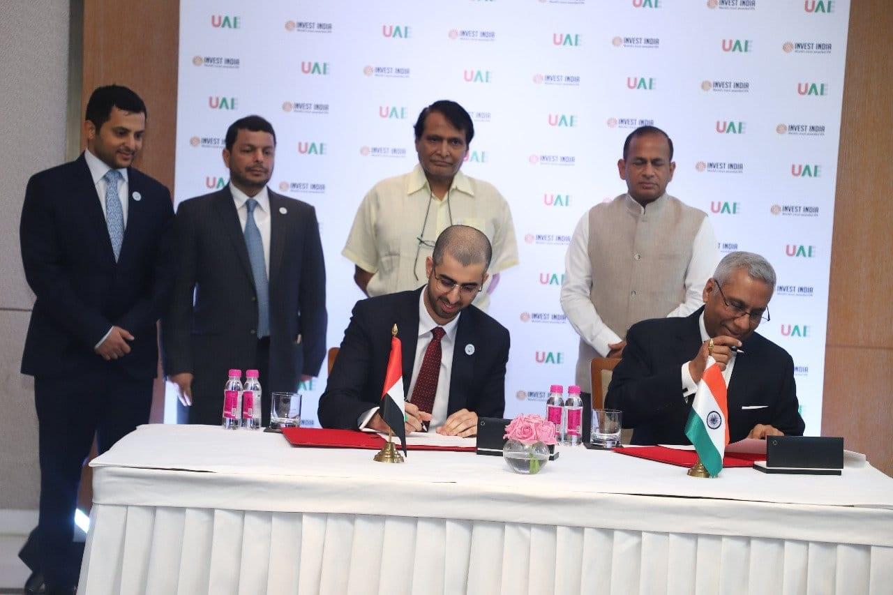 الإمارات والهند تدشنان شراكة استراتيجية في مجال الأبحاث والاستثمار والشركات الناشئة في قطاع الذكاء الاصطناعي 8