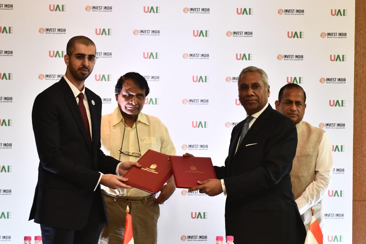 الإمارات والهند تدشنان شراكة استراتيجية في مجال الأبحاث والاستثمار والشركات الناشئة في قطاع الذكاء الاصطناعي 7