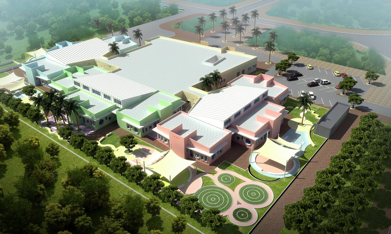 musanada construction al falah two kindergarten projects underway.jpg