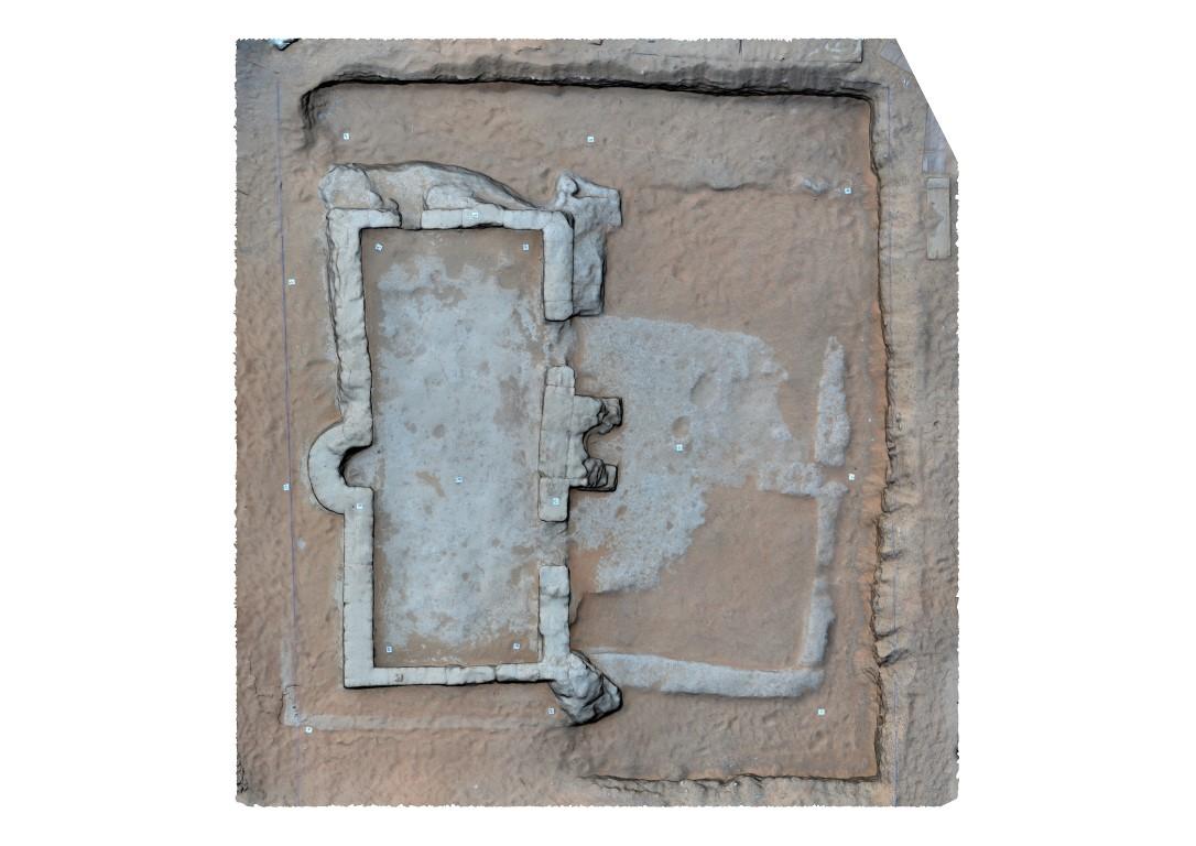 اكتشاف أقدم مسجد في الدولة بمدينة العين يعود تاريخه إلى 1000 عام  1