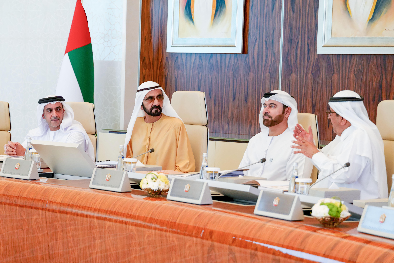 مجلس الوزراء يعتمد الميزانية الاتحادية للسنوات الثلاث القادمة بإجمالي 180 مليار درهم بدون عجز 2