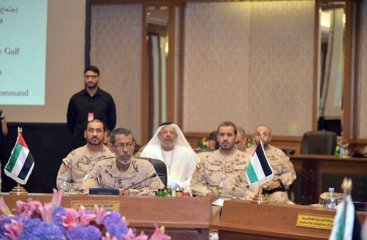 رؤساء الأركان بدول مجلس التعاون و مصر و الأردن و الولايات المتحدة يجتمعون في الكويت.  1 /Medium/