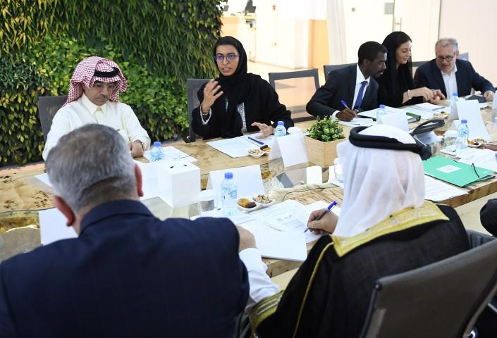 اللجنة التوجيهية المشتركة لإعادة إعمار الجامع النوري ومنارته الحدباء تعقد اجتماعها الأول في أبوظبي 2