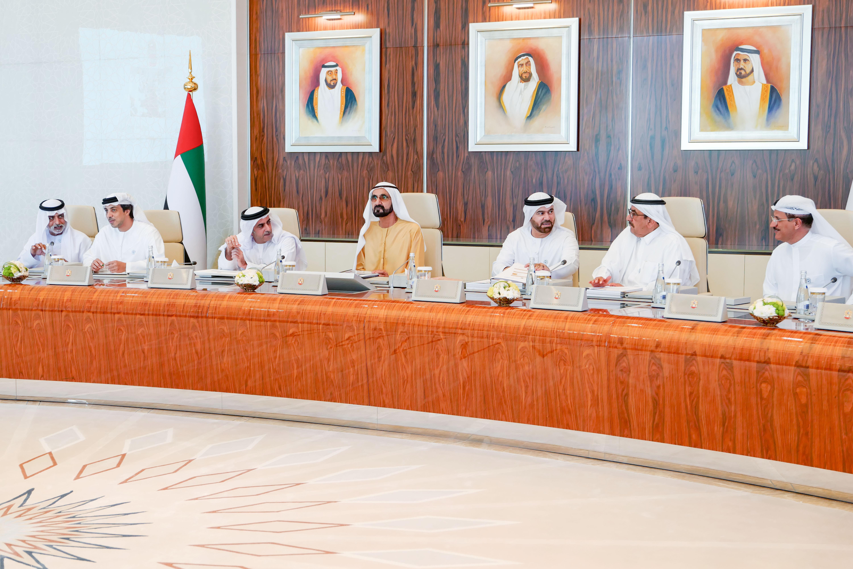 مجلس الوزراء يعتمد الميزانية الاتحادية للسنوات الثلاث القادمة بإجمالي 180 مليار درهم بدون عجز 3